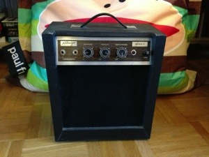 Harmonica Gear - Kalamazoo Amp