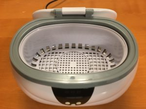 ultrasonic cleaner for maintenance