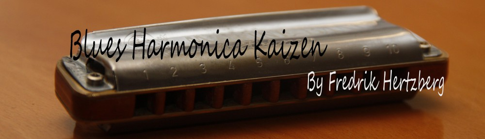 Blues Harmonica Kaizen